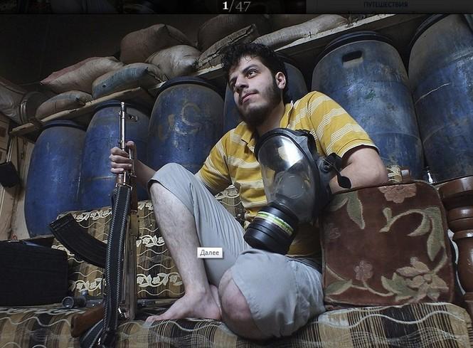 Ai dùng vũ khí hóa học giết 1.300 người ở Syria? - ảnh 1
