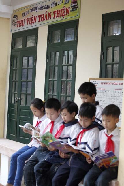 Khánh thành thư viện Trường Tiểu học  Đồng Quang - ảnh 5