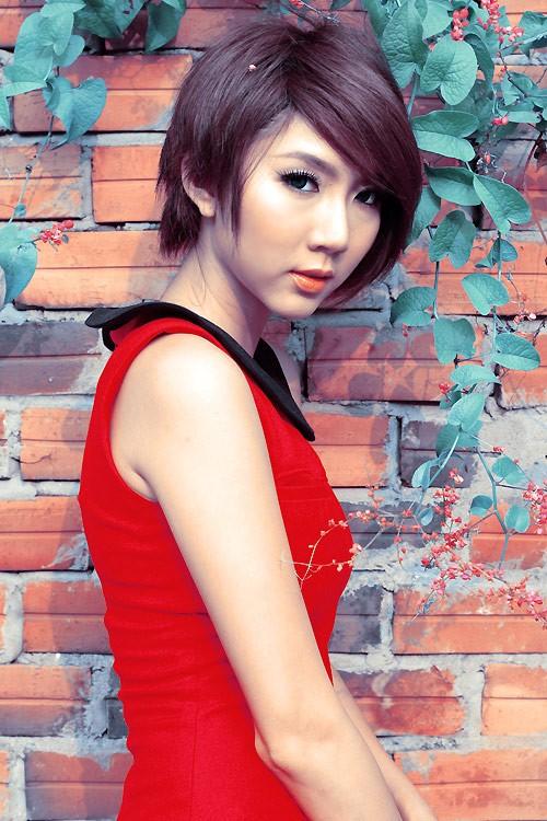 Những mái tóc tém 'thương hiệu' của sao Việt - ảnh 4