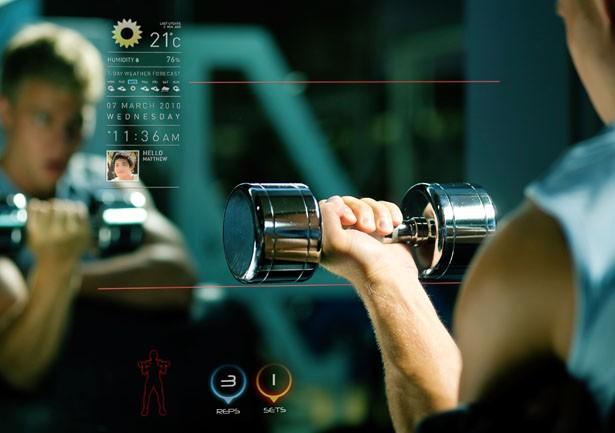 Cùng soi thử gương siêu đa năng Cybertecture - ảnh 5