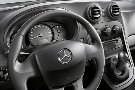 Lộ diện Citan van – Mercedes-Benz - ảnh 4