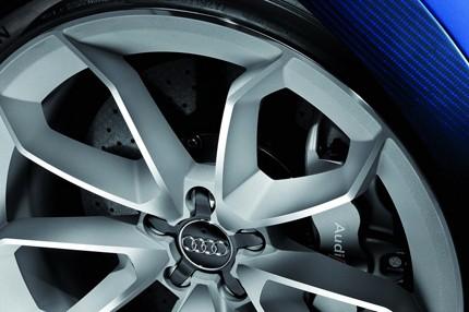 Audi đưa RS Q3 Concept tới Trung Quốc - ảnh 6