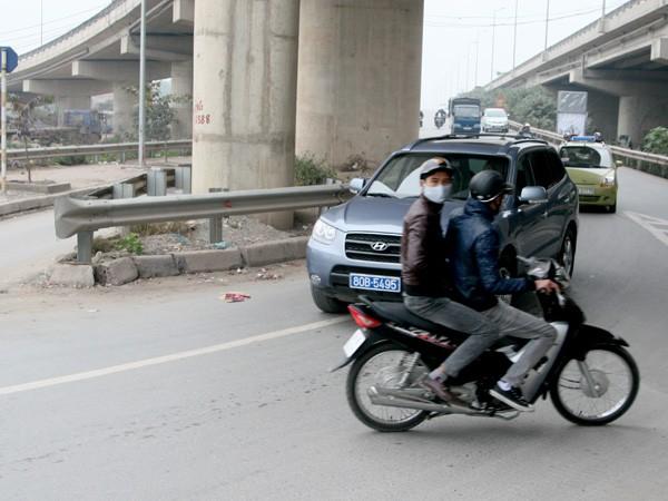 Nháo nhác vì cấm xe máy trên quốc lộ 1B - ảnh 5