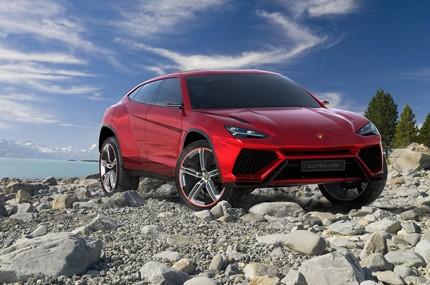 Thêm hình ảnh Lamborghini Urus - ảnh 1