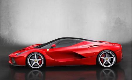 Ferrari tự tay thiết kế LaFerrari - ảnh 3