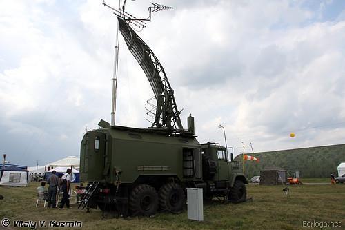 Khả năng phát hiện mục tiêu trên không tới 800 km chỉ có được đối với Kolchuga – Ucraina
