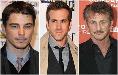 Scarlett từng qua lại với Josh Hartnett, kết hôn với Ryan Reynolds và hẹn hò với Sean Penn