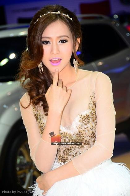 Nhan sắc ngập tràn triển lãm Bangkok 2013 - ảnh 4
