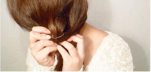 Tóc đẹp diu dàng như công chúa mùa xuân - ảnh 3