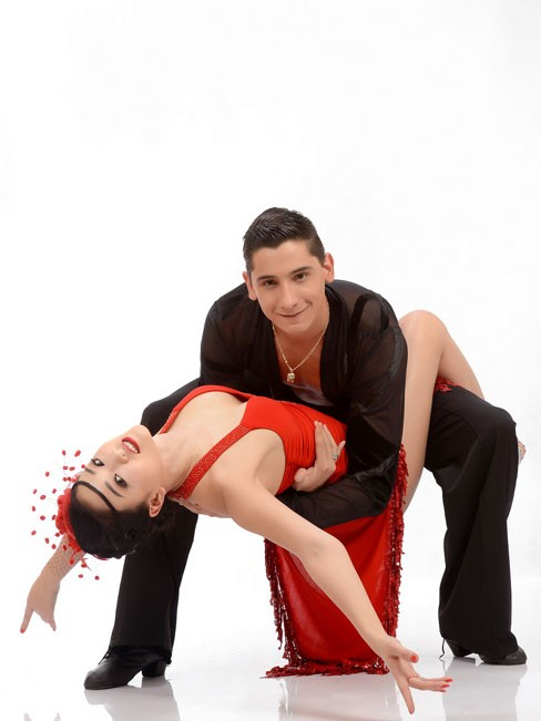 Những cặp đôi gợi cảm của Bước Nhảy Hoàn Vũ - ảnh 11