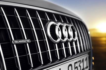 2013 Audi Q5 bản nâng cấp lộ diện - ảnh 2