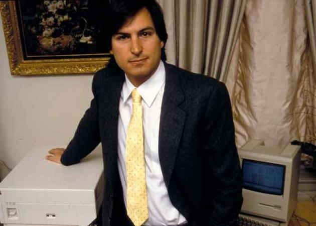 Steve Jobs tại New York năm 1985. Ảnh: Reuters