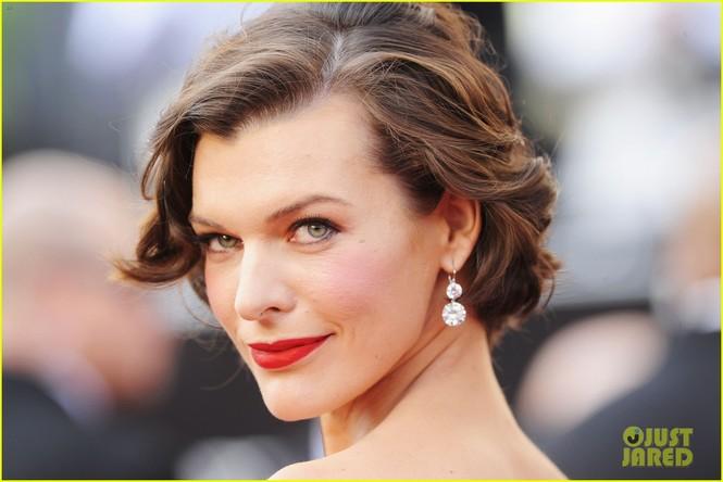 Dàn sao 'bự' đổ bộ thảm đỏ Oscar 2012 - ảnh 17