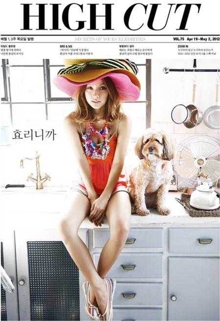 Lee Hyori: 'Sexy vốn sẵn có trong tôi' - ảnh 3