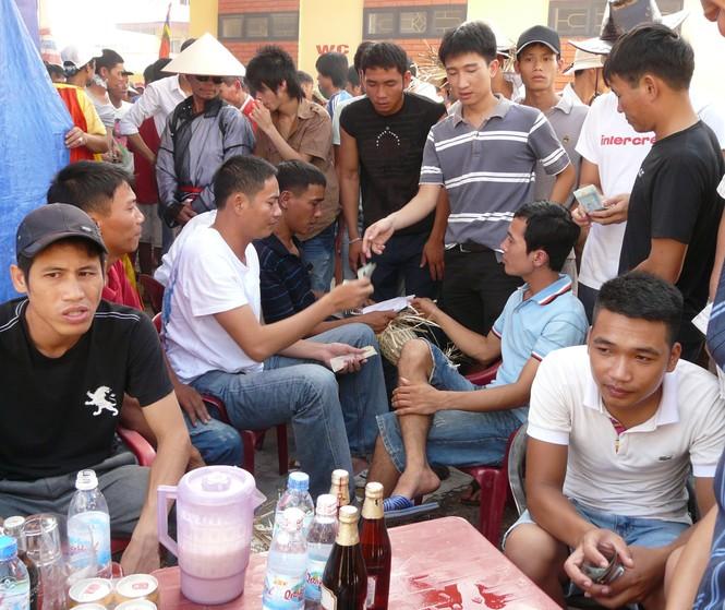 Chung kết lễ hội chọi trâu Đồ Sơn: Ba