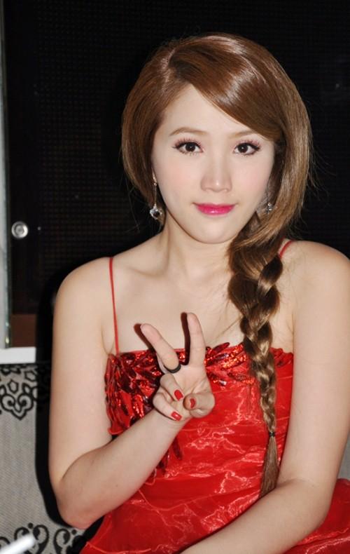 Sao Việt và xì – tai tóc tết - ảnh 12