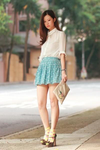 Mix đồ chất như blogger thời trang Hồng Kông - ảnh 10