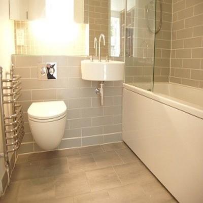Bảy đáp án cho phòng tắm diện tích nhỏ - ảnh 2