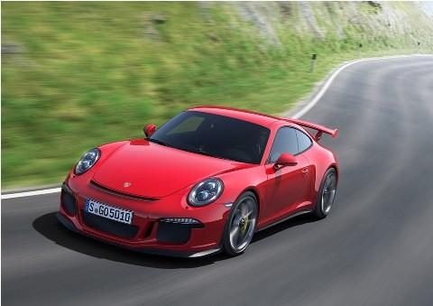 Geneva 2013: Porsche GT3 thu hút mọi ánh nhìn - ảnh 3