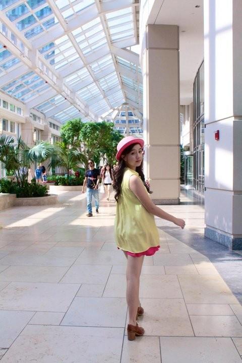 Đa phong cách cùng hot girl Mie Nguyen - ảnh 7