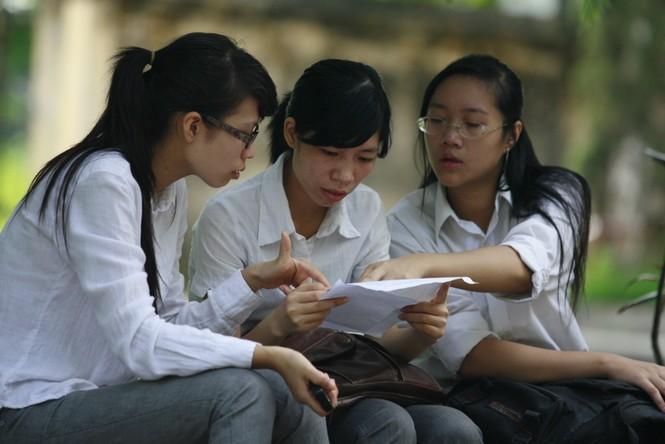 Học viện Ngân hàng dự kiến điểm chuẩn - ảnh 1