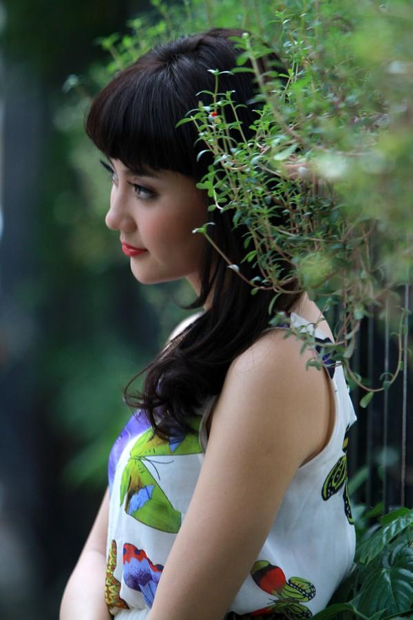 Ngắm nữ sinh xinh đẹp và năng động - ảnh 7