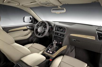 2013 Audi Q5 bản nâng cấp lộ diện - ảnh 4