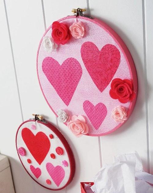 Những ý tưởng trang trí lãng mạn cho Valentine - ảnh 3
