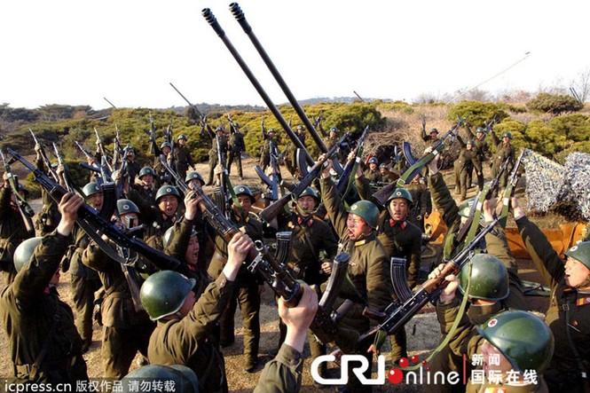 Quân đội Triều Tiên đã được lệnh