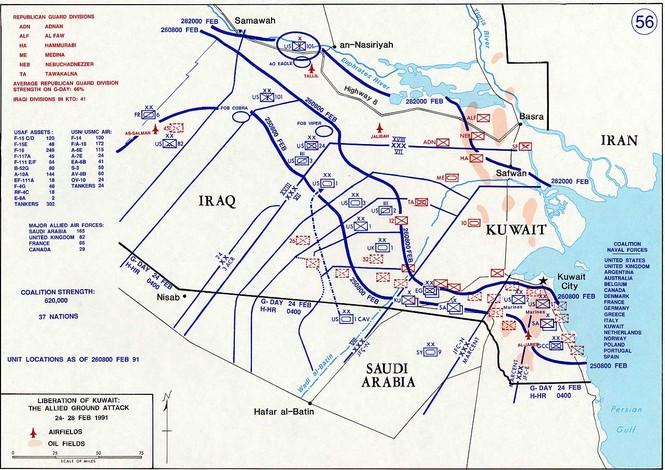 Chiến dịch Bão táp Sa mạc 1991