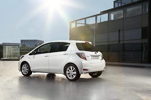 Toyota lắp ráp Yaris Hybrid tại Pháp - ảnh 3