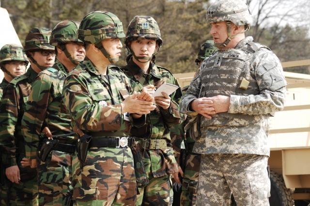 Mỹ răn đe Triều Tiên - ảnh 2