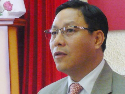 Thứ trưởng Bộ KH&ĐT Đặng Huy Đông