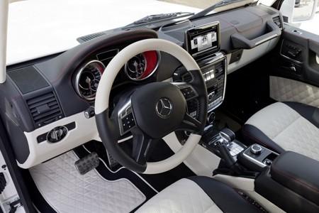 Cận cảnh xe địa hình khủng của Mercedes-Benz - ảnh 12