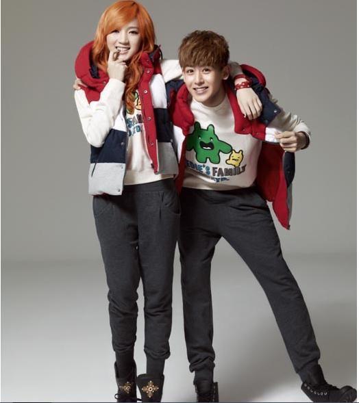 Miss A và Nickhun năng động với thời trang Edwin - ảnh 2