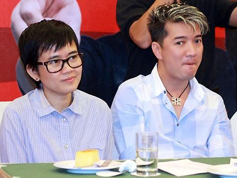 Nhạc sĩ Phương Uyên và ca sĩ Đàm Vĩnh Hưng
