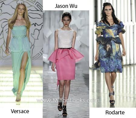 Xu hướng thời trang váy xuân hè năm 2012 - ảnh 17
