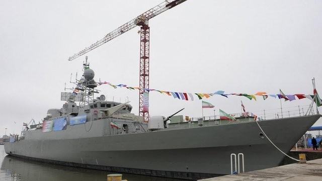Tàu Jamaran-2