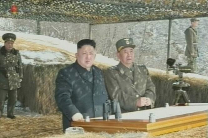 Ảnh mới nhất về cuộc tập trận của Triều Tiên - ảnh 3