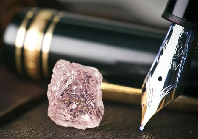 Viên kim cương hồng lớn nhất Australia - ảnh 3