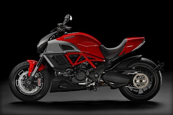 Ducati Diavel đã có giá chính thức ở Việt Nam - ảnh 2