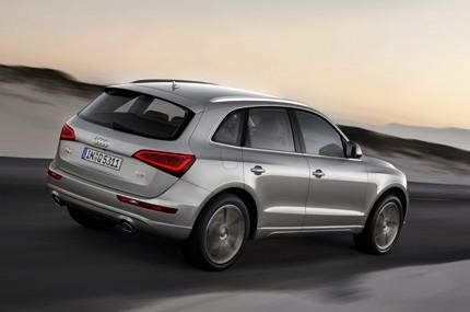 2013 Audi Q5 bản nâng cấp lộ diện - ảnh 6
