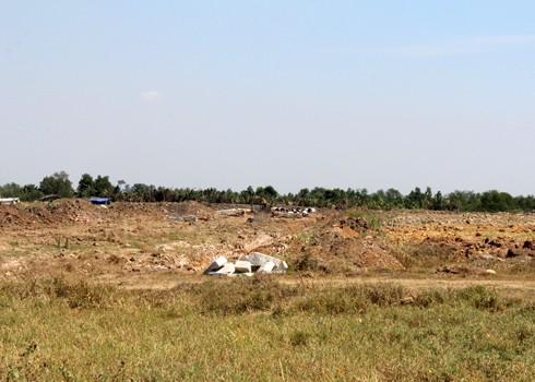 Trừ những dự án cũ đã được triển khai, hầu hết các dự án mới đều khó khăn vì Nghị định 69 định thu tiền sử dụng đất 100% theo giá thị trường