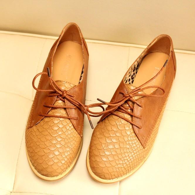 Giày oxford cho cô nàng mùa xuân - ảnh 10