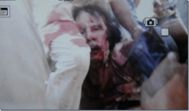 Ông Gaddafi có thể đã chạy thoát và không chết nếu không gọi điện thoại