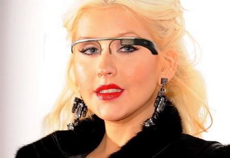 Người nổi tiếng thử 'kính thông minh' của Google? - ảnh 3