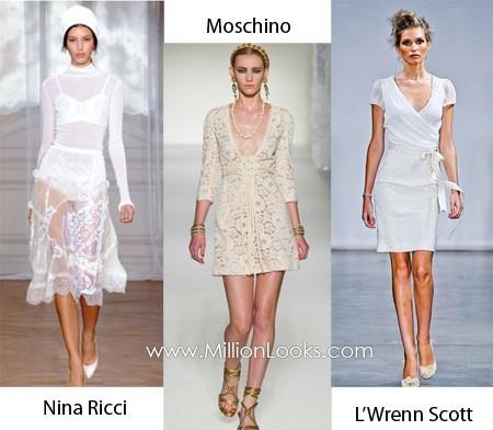 Xu hướng thời trang váy xuân hè năm 2012 - ảnh 16