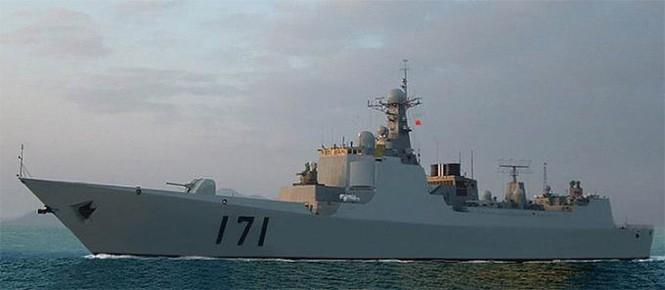 'Nội soi' tham vọng khu trục hạm Trung Quốc - ảnh 22