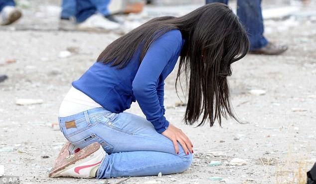 Nỗi đau tuyệt vọng của người nhà các nạn nhân