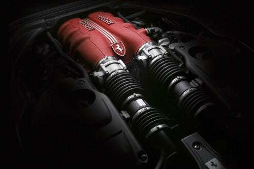 Ferrari tăng sức mạnh cho California đời 2012 - ảnh 4